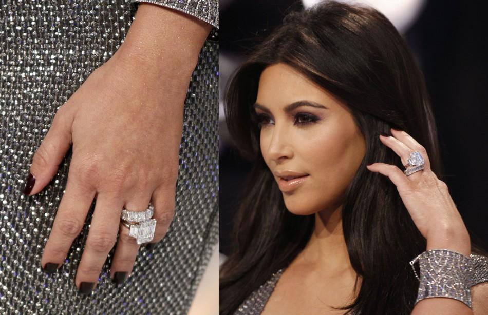 celebrities diamond engagement rings - Tamar Braxton Wedding Ring