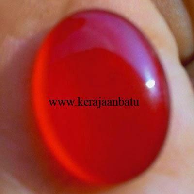 NATURAL RED CARNELIAN CHALCEDONY KODE KB30