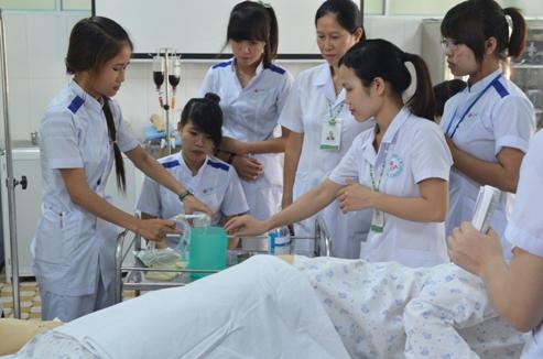 Đào tạo nhân lực y tế còn nhiều hạn chế