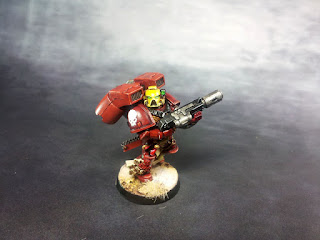 Blood Angels - Escuadra de Asalto - Warhammer 40000 7