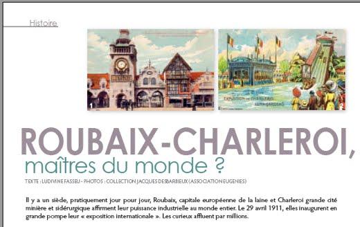 L'Exposition de Roubaix dans Pays du Nord