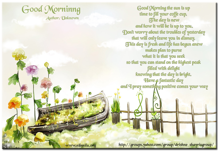 Pretty academia morning wishes poem morning wishes poem m4hsunfo