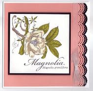 Workshop Sat 12th May - Stampendous Magnolia