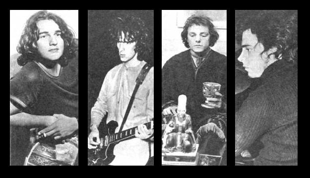 """""""Almendra"""" foi uma importantíssima banda argentina formada em 1967 no bairro portenho Belgrano, Buenos Aires. Formada pelo guitarrista e letrista """"Luis Alberto Spinetta"""", lançou entre 1968 e 1971 alguns singles e dois álbuns, Almendra (1969) e Almendra II (1970), ambos cultuadíssimos, e que devem ser ouvidos com muita atenção, principalmente pela inovação de composição das canções com letras em espanhol que revolucionou o rock argentino pelo restante do século 20 e mudou o modo como a música rock local foi percebida pelos críticos e audiências. Apesar de todos os membros terem formado a espinha dorsal do rock argentino na década de 1970, passaram dificuldades na década de 1960. Com 17 anos, """"Spinetta"""" formou, ao lado de seus colegas do Instituto San Román, """"Edelmiro Molinari"""" (guitarra, voz), """"Emilio del Guercio"""" (baixo, voz) e """"Rodolfo García"""" (bateria), o """"Almendra"""", uma das principais bandas do final dos anos 60 na Argentina, ao lado do grupo """"Los Gatos"""". """"Almendra"""" foi formado em 1967 após o desmembramento de três grupos escolares adolescentes, """"Los Sbirros"""", """"Los Mods"""" e """"Los Larkins"""". Os ensaios iniciais foram realizados na casa do guitarrista """"Spinetta"""" em Belgrano (um bairro de classe média alta de Buenos Aires). Em meados de 1968, conheceram o produtor """"Ricardo Kleiman"""", onde assinaram um contrato para um único álbum. """"Kleiman"""" era o dono de uma importante loja de roupas chamada """"-Modart-"""" e executou um programa de rádio chamado """"-Modart en la Noche-"""" que foi ao ar as últimas edições da batida rock e música do mundo.  Em 20 de setembro de 1968, o single """"Tema de Pototo"""" (a.k.a. """"Para saber cómo es la soledad"""" b/w """"El mundo entre las manos"""") foi lançado. """"Tema de Pototo"""" é uma bela balada sobre um amigo que julgava os mortos. Ambos os lados apresentam arranjos orquestrados por """"Rodolfo Alchourrón"""", um pedido do produtor. nesse mesmo ano, sai outro single chamado """"Hoy todo el hielo en la ciudad"""" com um grande trabalho de guitarra fuzz por """"Edelmiro"""", chega às"""