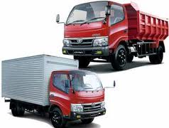 DYNA DUMP TRUCK AND BOX ALUMUNIUM
