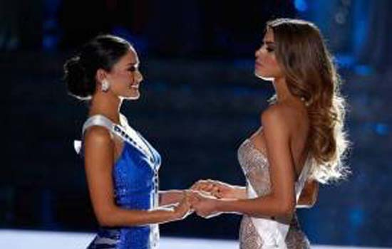 Luahan Miss Colombia mengenai insiden pentas akhir Miss Universe