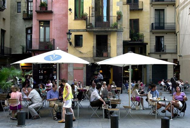 Proena ingenieria barcelona barcelona tramita la - Terrazas de barcelona ...