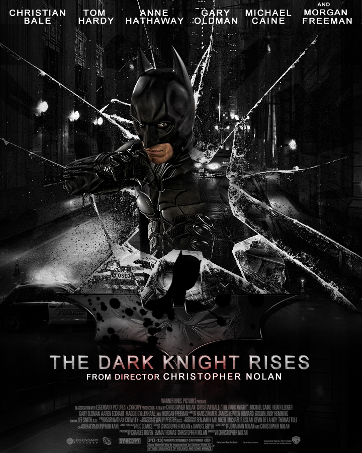 the dark night rises online