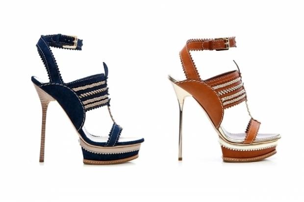 Женская Обувь Мода Весна 2014 Фото