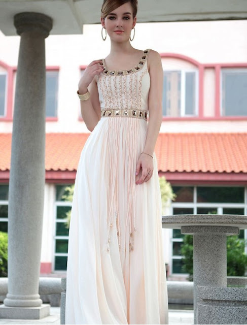 Stretch Velvet Scoop Neckline Sheath Dress with Braided Style Decoration