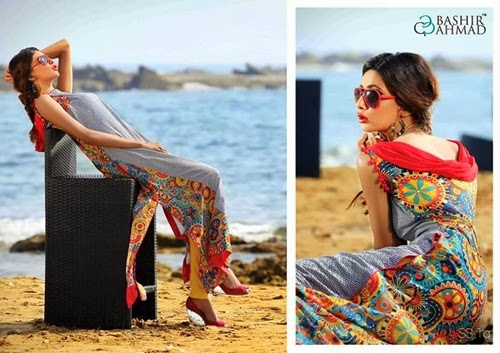 Bashir Ahmad Single Shirts 2014