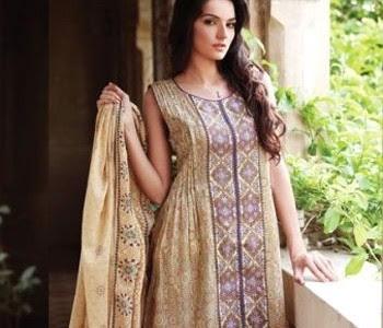 Skin color pakistani dresses