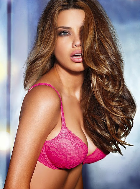 Hot Adriana Lima Pictures