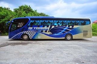 Kota Kinabalu to Miri by bus