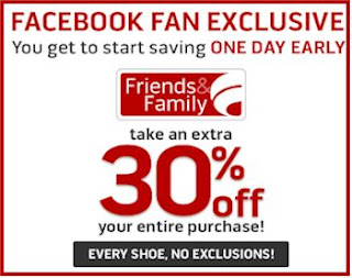 4e0c37160a1d Daily Cheapskate  Famous Footwear 30% off