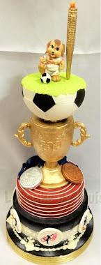 Kuali Cake Contest 2012-Gold