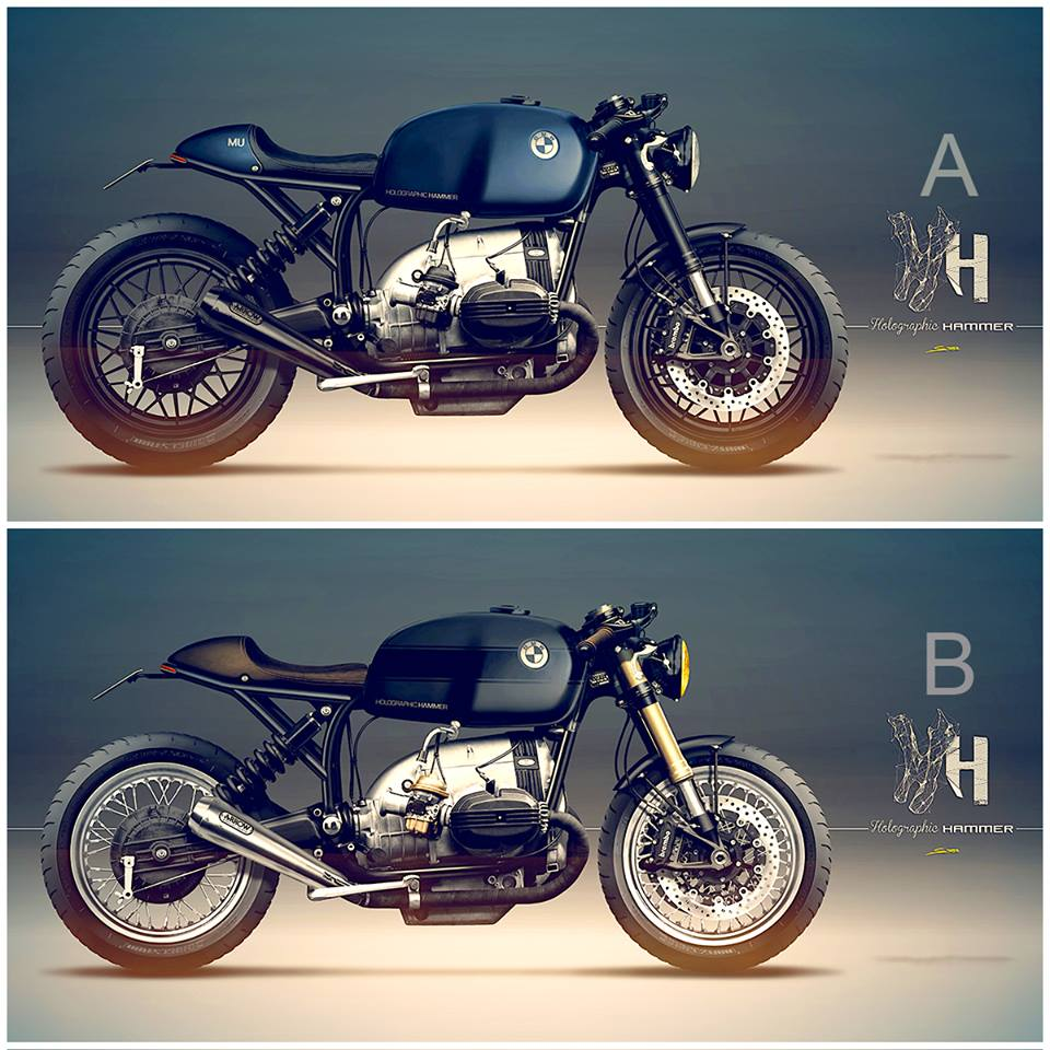 Bmw Rgs Cafe Racer