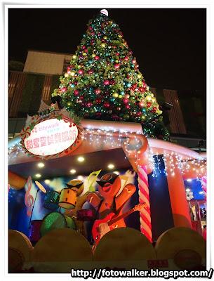 薑餅人@荃新天地(Citywalk) - 聖誕裝飾2012