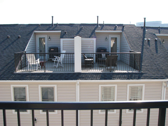 Waterproofing Decks Over Living Areas : The duradek way properly trained professionals critical