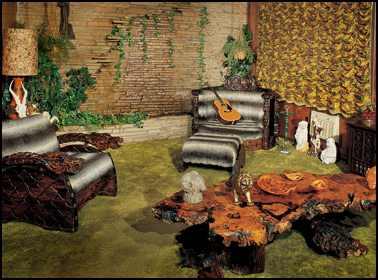 The Jungle Room, Graceland