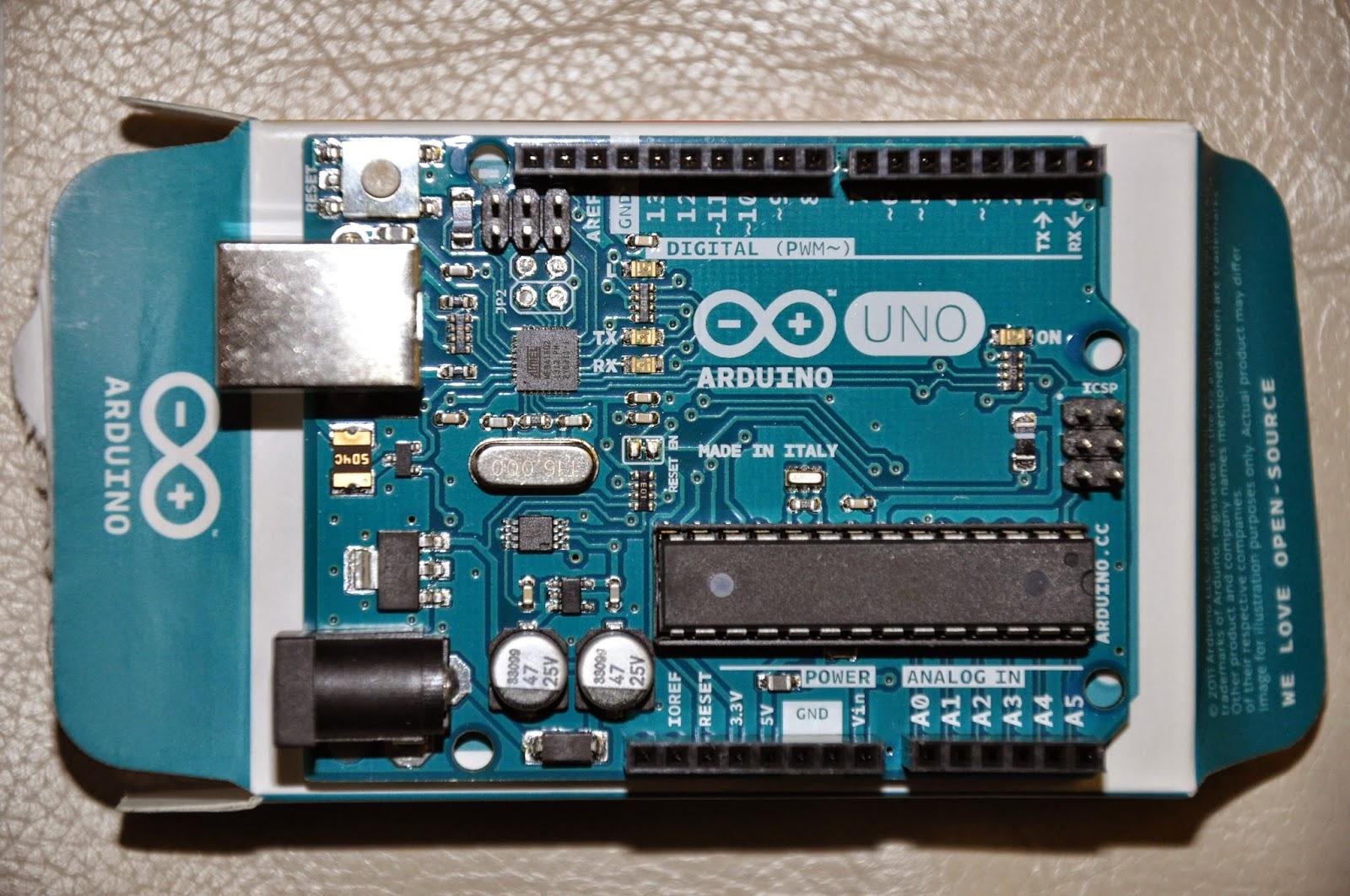 Arduino R3 - Front