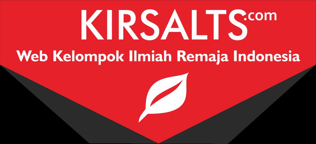 KIRSALTS | Web Kelompok Ilmiah Remaja Indonesia