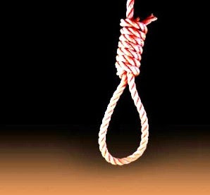 Gadis mati tergantung, bunuh diri, gantung diri,