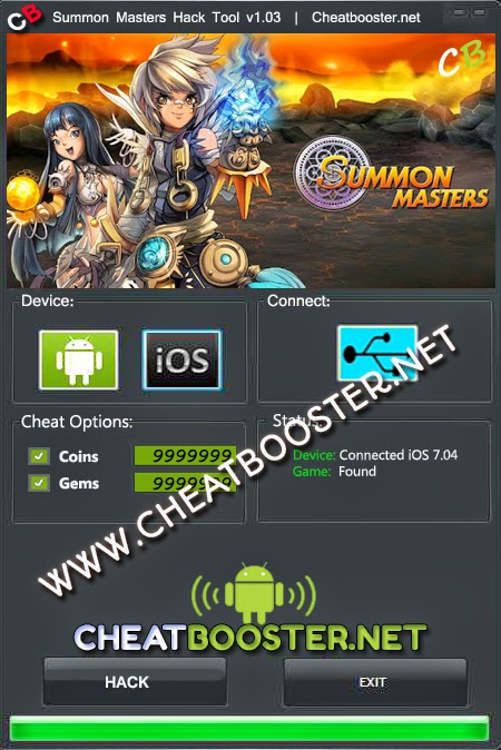 Download Summon Master Hack