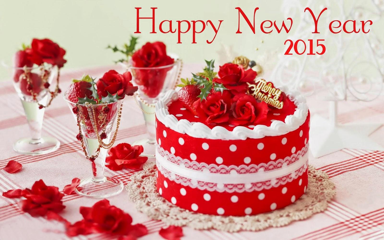 Happy New Year 2015 Wallpaper Love