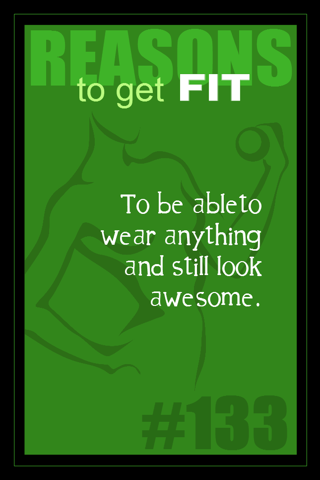 365 Reasons to Get Fit #133