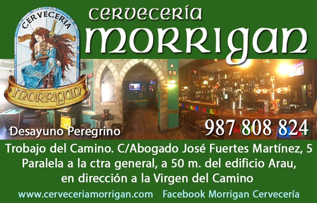 Cervecería Morrigan