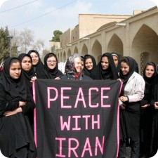 Women Say No to War on Iran