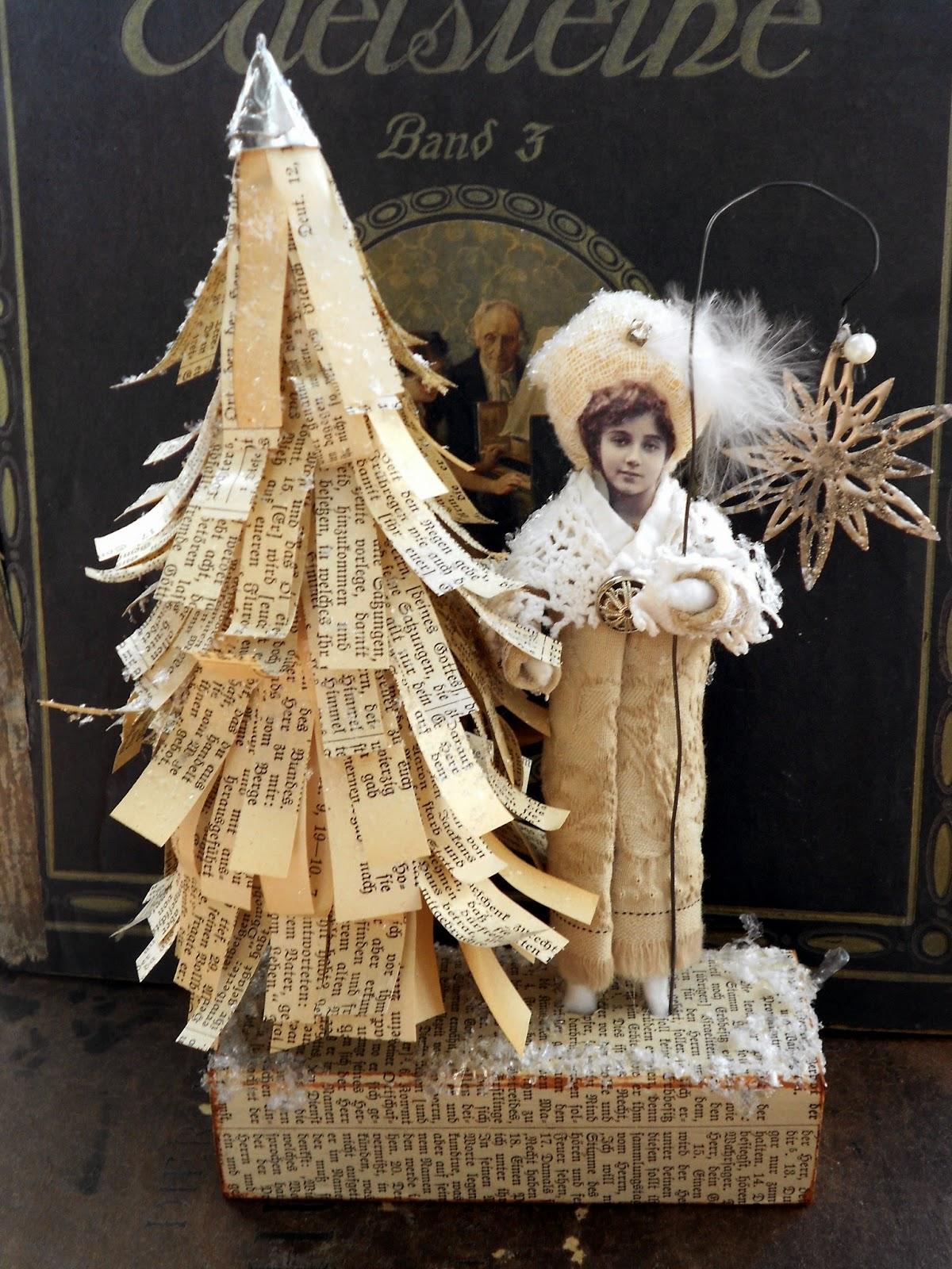 vintagesavonette weihnachts engel fliegen zu allen. Black Bedroom Furniture Sets. Home Design Ideas