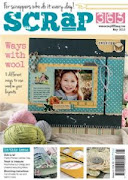 Featured in Scrap365 May Issue 6