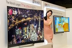 LG's bringing Ultra HD OLED TVs in more sizes to CES