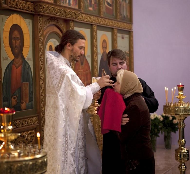 Россия Ростов-На-Дону для чего нужно причащаться в церкви прикосновения