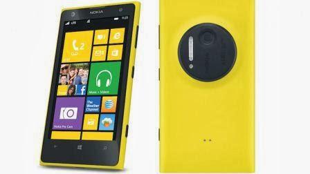 Review, Spesifikasi dan Update Harga Terbaru Nokia Lumia 1020 Smartphone Windows