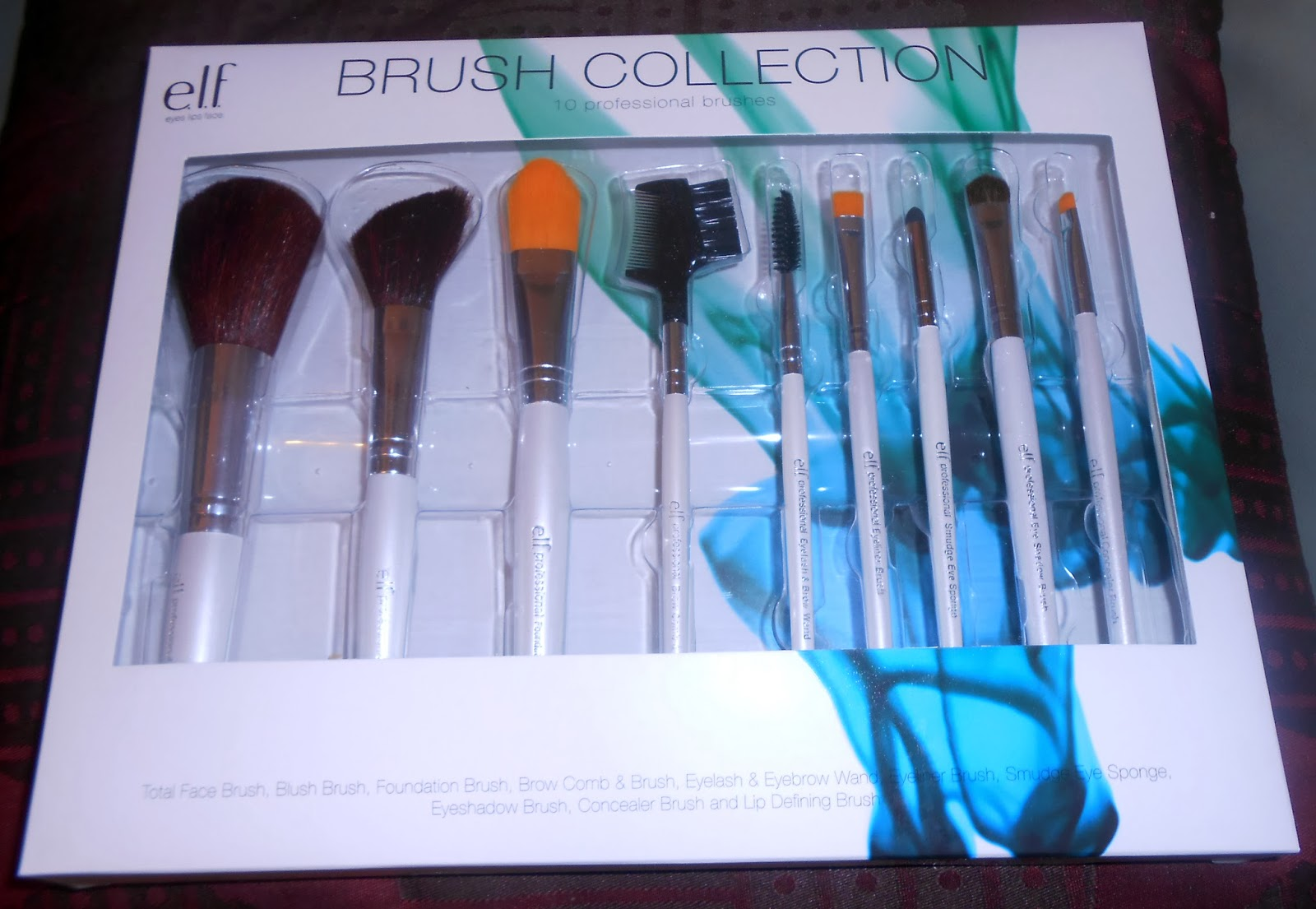 ELF-brushes-set