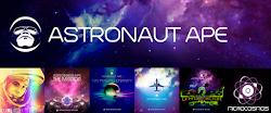 "click pic - ""Astronaut Ape"""