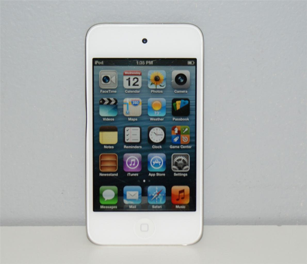 APPLE iPOD TOUCH 8GB MODEL A1367 ~ Gold Crafters Exchange