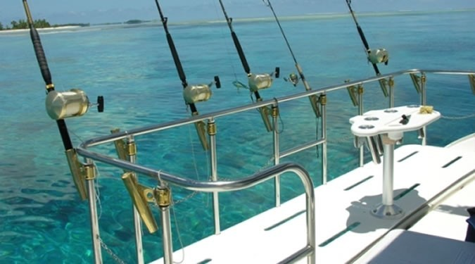 Fishing Yacht Charter East Africa