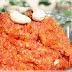 Nutty Gajar ka Halwa (गाजर का हल्वा)