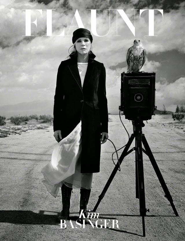 Kim Basinger Fault Magazine