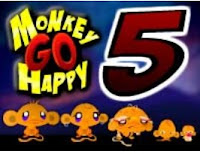 Monkey GO Happy 5 walkthrough.