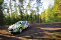 Simone Tempestini - Citroen DS3 R3 - Junior WRC 2014