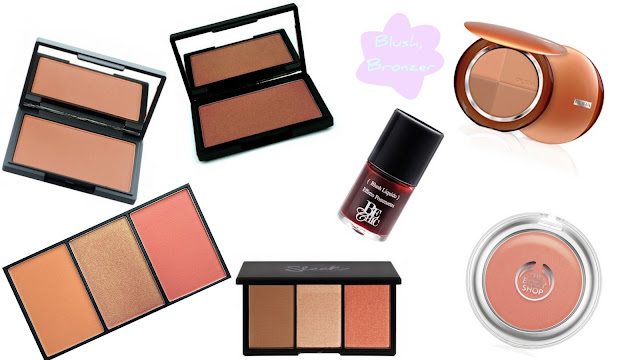 migliori prodotti beauty make up 2012 blush terra bronzer illuminante sleek the body shop be chic pupa