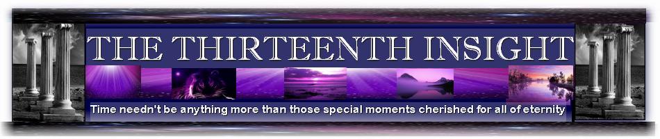 The Thirteenth Insight