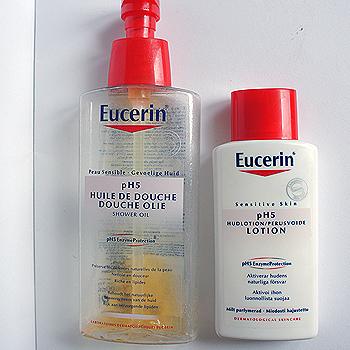 eucerin skin protection wash lotion
