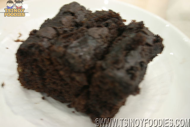 chocobanana brownie