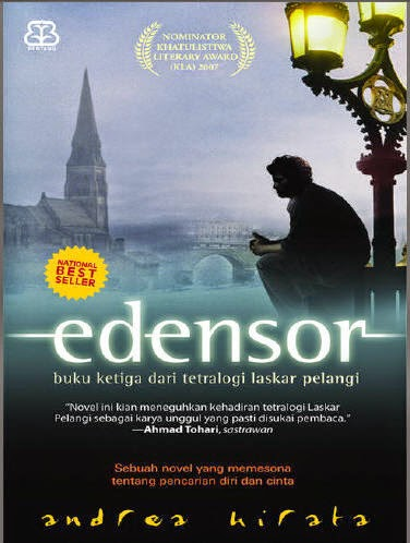 Download Novel Gratis Edensor - Andrea Hirata